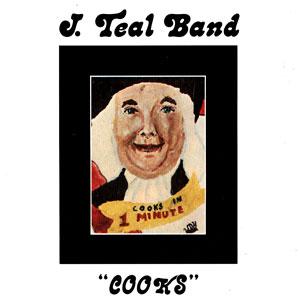 J Teal Band Cooks CD