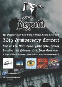 Legend Reunion Concert
