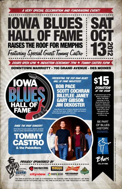 Iowa Blues Hall of Fame