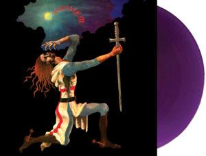 Jerusalem LP purple vinyl